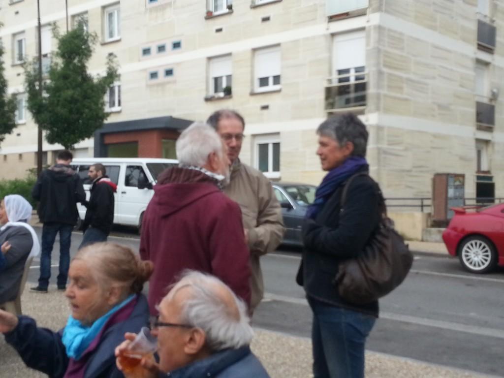 A la rencontre des Berruyers, Chancellerie.