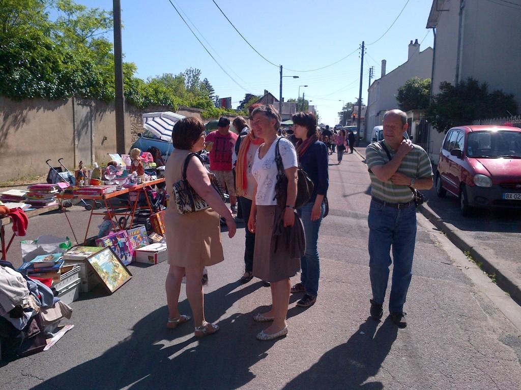 A la rencontre des Berruyers : quartier Pignoux-Lahitolle.